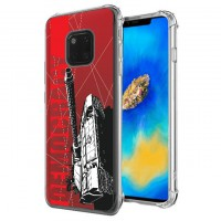 เคส Huawei Mate 20 Pro War Series 3D Anti-Shock Protection TPU Case [WA002]