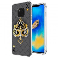 เคส Huawei Mate 20 Pro [X-Style Series] Anti-Shock Protection TPU Case [XS003]
