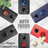 เคส Huawei Mate 20 Pro Finger Ring Kickstand Protection TPU Case