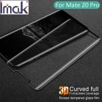 ฟิล์มกระจก แบบเต็มจอลงโค้ง Imak 3D Tempered Glass สำหรับ Huawei Mate 20 Pro - Black