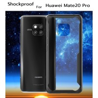 เคส Huawei Mate 20 Pro ShockProof Combo Slim TPU Case