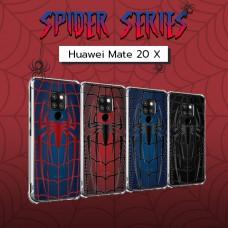 เคส Huawei Mate 20 X Spider Series 3D Anti-Shock Protection TPU Case