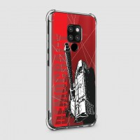เคส Huawei Mate 20 X War Series 3D Anti-Shock Protection TPU Case [WA002]