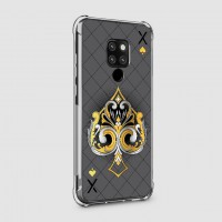 เคส Huawei Mate 20 X [X-Style Series] Anti-Shock Protection TPU Case [XS003]