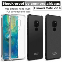 เคส Huawei Mate 20 X Imak Full Coverage Soft Case + แถมฟิล์ม