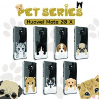 เคส Huawei Mate 20 X Pet Series Anti-Shock Protection TPU Case