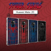 เคส Huawei Mate 20 Spider Series 3D Anti-Shock Protection TPU Case