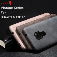 เคสหนัง [ Huawei Mate 20 ] X-Level Vintage Series Case