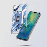 เคส Huawei Mate 20 Anti-Shock Protection TPU Case [Back to the Future]