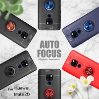 เคส Huawei Mate20 Finger Ring Kickstand Protection TPU Case