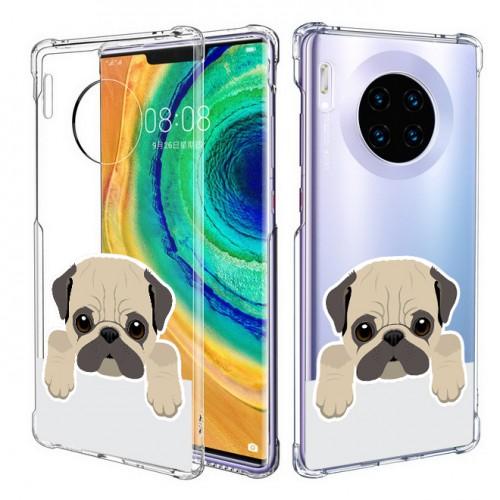 เคส Huawei Mate 30 Pro Pet Series Anti-Shock Protection TPU Case
