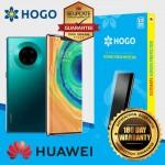 [ รับประกัน 1 ปี ] HOGO ฟิล์มกระจก UV สำหรับ Huawei P40 Pro / Mate 30 Pro