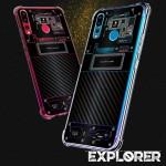 เคส Huawei Nova 4 [Explorer Series] 3D Anti-Shock Protection TPU Case