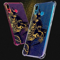 เคส Huawei Nova 4 Forbidden City Series 3D Anti-Shock Protection TPU Case [FC001]