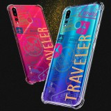 เคส Huawei Nova 4 Anti-Shock Protection TPU Case [TRAVELER]