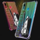 เคส Huawei Nova 4 War Series 3D Anti-Shock Protection TPU Case [WA001]