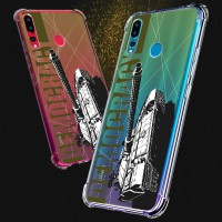 เคส Huawei Nova 4 War Series 3D Anti-Shock Protection TPU Case [WA001]
