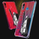 เคส Huawei Nova 4 War Series 3D Anti-Shock Protection TPU Case [WA002]