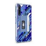 เคส Huawei Nova 5T Anti-Shock Protection TPU Case [Back to the Future]