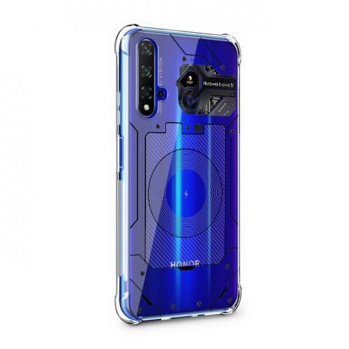 เคส Huawei Nova 5T [Explorer II Series] 3D Anti-Shock Protection TPU Case