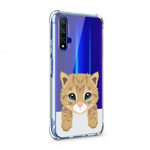 เคส Huawei Nova 5T Pet Series Anti-Shock Protection TPU Case
