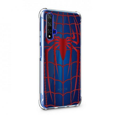 เคส Huawei Nova 5T Spider Series 3D Anti-Shock Protection TPU Case