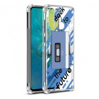 เคส Huawei P30 Lite Anti-Shock Protection TPU Case [Back to the Future]