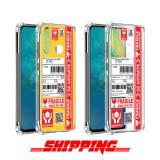 เคส Huawei P30 Lite Shipping Series 3D Anti-Shock Protection TPU Case