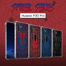 เคส Huawei P30 Pro Spider Series 3D Anti-Shock Protection TPU Case