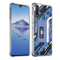 เคส Huawei P30 Anti-Shock Protection TPU Case [Back to the Future]