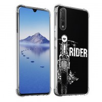 เคส Huawei P30 Anti-Shock Protection TPU Case [RIDER]