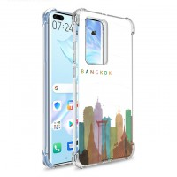 เคส Huawei P40 Pro Anti-Shock Protection TPU Case [BANGKOK]