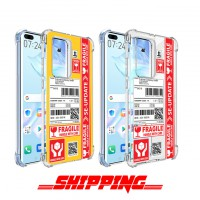 เคส Huawei P40 Pro Shipping Series 3D Anti-Shock Protection TPU Case