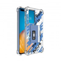 เคส Huawei P40 Anti-Shock Protection TPU Case [Back to the Future]