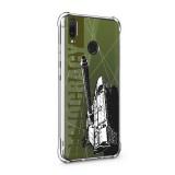 เคส Huawei Y9 War Series 3D Anti-Shock Protection TPU Case [WA001]