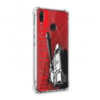 เคส Huawei Y9 War Series 3D Anti-Shock Protection TPU Case [WA002]