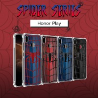 เคส Honor Play Spider Series 3D Anti-Shock Protection TPU Case