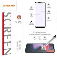 ฟิล์มกระจก แบบเต็มจอ Enkay 2.5D Tempered Glass สำหรับ Honor Play : Black