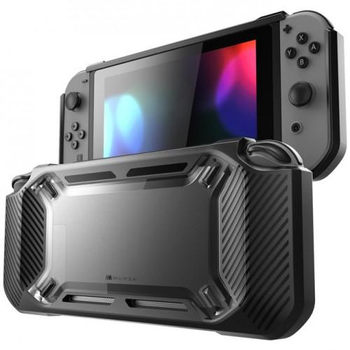 (ของแท้) เคส Nintendo Switch Heavy Duty MUMBA Hybrid Case Cover