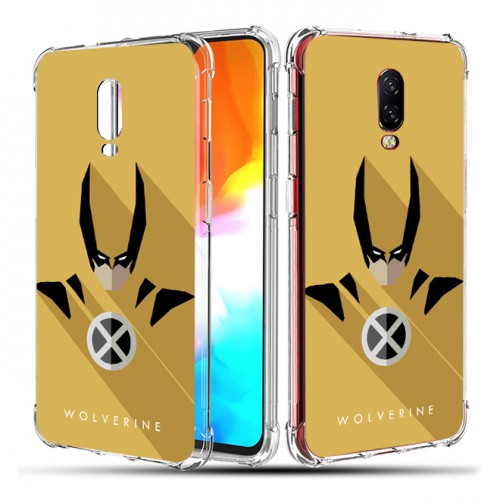 เคส Oneplus 6T Super Hero Series Anti-Shock Protection TPU Case