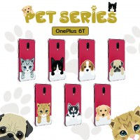 เคส Oneplus 6T Pet Series Anti-Shock Protection TPU Case