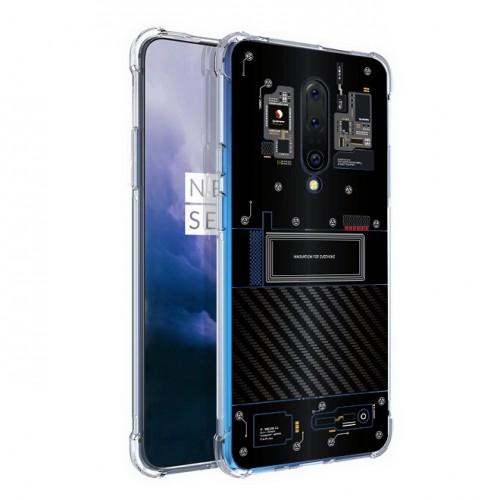 เคส Oneplus 7 Pro [Explorer Series] 3D Anti-Shock Protection TPU Case