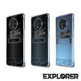 เคส Oneplus 7T [Explorer Series] 3D Anti-Shock Protection TPU Case