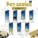 เคส Oneplus 7T Pet Series Anti-Shock Protection TPU Case