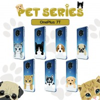 เคส Oneplus 7T Pet Series Anti-Shock Protection TPU Case