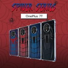 เคส Oneplus 7T Spider Series 3D Anti-Shock Protection TPU Case