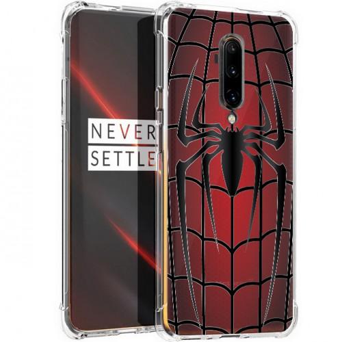 เคส Oneplus 7T Pro Spider Series 3D Anti-Shock Protection TPU Case