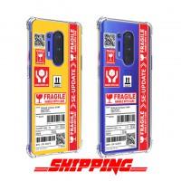 เคส OnePlus 8 Pro Shipping Series 3D Anti-Shock Protection TPU Case