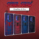 เคส OnePlus 8 Pro Spider Series 3D Anti-Shock Protection TPU Case