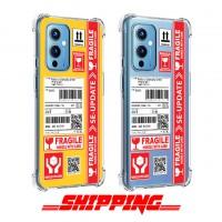 เคส OnePlus 9 (IN/CN) Shipping Series 3D Anti-Shock Protection TPU Case